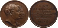 Bayern Bronzemedaille Maximilian I. Joseph 1806-1825.