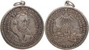 Esslingen, Stadt Guldenf&ouml;rmige Medaille 171 Sch&ouml;ne Patina, sehr sch&ouml;n  362.27 US$ 
