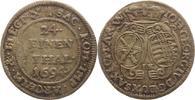 1/24 Taler 1694  IK Sachsen-Albertinische Linie Johann Georg IV. 1691-1... 35,00 EUR