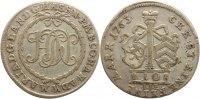 10 Kreuzer 1763 Hanau-Münzenberg Maria von England, als Vornund für Ihr... 50,00 EUR