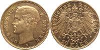 10 Mark Gold 1904  D Bayern Otto 1886-1913. winz. Kratzer, vorzüglich  285,00 EUR  +  5,00 EUR shipping