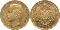 10 Mark Gold 1893  D Bayern Otto 1886-1913. fast vorzüglich  275,00 EUR  +  5,00 EUR shipping
