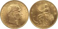 20 Kronen Gold 1876  CS Dänemark Christian IX. 1863-1906. kleine Kratze... 375,00 EUR  +  5,00 EUR shipping