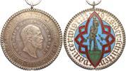 Medaille 1897 Anhalt-Zerbst-Stadt  Vorzüglich