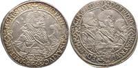 1/2 Taler 1623  WA Sachsen-Altenburg Johann Philipp und seine drei Brüd... 275,00 EUR
