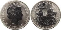 2 Pounds 1999 Großbritannien Elsabeth II. Seit 1952. Prägefrisch  51.16 US$ 45,00 EUR