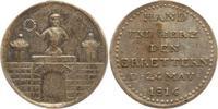 Kleine Silbermedaille 1814 Magdeburg-Stadt  Selten, Henkelspur, winz. K... 75,00 EUR