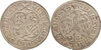 Groschen nach Meißner Art oJ (u um 1460 Quedlinburg-Abtei Hedwig von Sa... 175,00 EUR