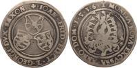 1/2 Taler 1536  T Sachsen-Kurfürstentum Johann Friedrich und Georg 1534... 725,00 EUR