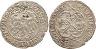 Groschen nach Meißner Art oJ (u um 1460 Quedlinburg-Abtei Hedwig von Sa... 225,00 EUR  +  5,00 EUR shipping
