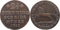2 1/2 Pfennig 1792  MC Braunschweig-Wolfenbüttel Karl Wilhelm Ferdinand... 20,00 EUR