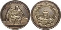 Silbermedaille  Religion Kirchenpolitische Medaillen Prachtexemplar, Sc... 85,00 EUR