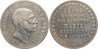 Taler 1843  S Braunschweig - Calenberg - Hannover Ernst August 1837-185... 495,00 EUR