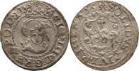 Schilling 1596 Riga-Stadt Sigismund III. 1587-1632. Winz. Kratzer, sehr... 30,00 EUR
