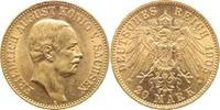 20 Mark Gold 1905  E Sachsen Friedrich August III. 1904-1918. winz. Ran... 435,00 EUR  +  5,00 EUR shipping