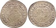 Kipper Doppelter Schreckenberger 1620 Sachsen-Albertinische Linie Johan... 225,00 EUR