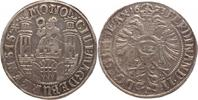 1/2 Taler 1623  PS Magdeburg-Stadt  Sehr selten, revers min.Korrodiert,... 675,00 EUR