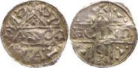 Pfennig  1018-1026 Regensburg-herzogliche Münzstätte Heinrich V. der Mo... 225,00 EUR