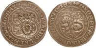 Meißner Groschen Friedrich II. 1 1442 Göttingen, Stadt  Schrötlingsriss... 325,00 EUR