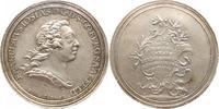 Silbermedaille 1763 Sachsen-Coburg-Saalfeld Franz Josias 1745-1764. Win... 595,00 EUR free shipping