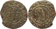 Cu III Pfennig 1560 Münster-Stadt  Patina, Randfehler, fast sehr schön  25,00 EUR  +  5,00 EUR shipping