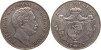 Doppelgulden 1847 Hohenzollern-Hechingen Friedrich Wilhelm Constantin 1... 650,00 EUR free shipping