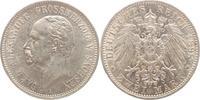 2 Mark 1898  A Sachsen-Weimar-Eisenach Carl Alexander 1853-1901. Fast v... 395,00 EUR  +  5,00 EUR shipping