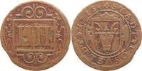 IIII Pfennig 1713 Coesfeld  Winz. Kratzer, schön-sehr schön  10,00 EUR  +  5,00 EUR shipping