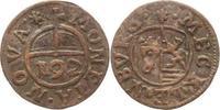 1/192 Taler  1692-1713 Mecklenburg-Schwerin Friedrich Wilhelm 1692-1713... 45,00 EUR  +  5,00 EUR shipping