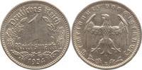 1 Mark 1934  E Drittes Reich  Sehr schön-vorzüglich  4,00 EUR  +  5,00 EUR shipping