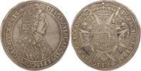 Breiter Reichstaler 1704 Olmütz Karl von Lothringen 1695-1711. Sehr sch... 250,00 EUR  +  5,00 EUR shipping