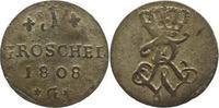 Gröschel 1 1808  G Brandenburg-Preußen Friedrich Wilhelm III. 1797-1840... 40,00 EUR  +  5,00 EUR shipping