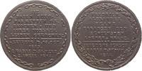 Eisengussmedaille 1814 Befreiungskriege Paris 1814. Vorzüglich+  110,00 EUR  +  5,00 EUR shipping