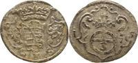 Dreier 1675 Sachsen-Neu-Weimar Johann Ernst 1662-1683. Selten, sehr sch... 45,00 EUR  +  5,00 EUR shipping