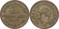 1 Neugroschen 1873  B Sachsen-Albertinische Linie Johann 1854-1873. Seh... 10,00 EUR  +  5,00 EUR shipping