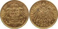 10 Mark Gold 1905  J Hamburg  Patina, sehr schön-vorzüglich  255,00 EUR  +  5,00 EUR shipping