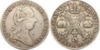 Kronentaler 1789 Haus Habsburg Josef II. 1764-1790. Min.Justiert, sehr ... 75,00 EUR  +  5,00 EUR shipping