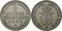 Silbergroschen 1858  A Schaumburg-Lippe Georg Wilhelm 1807-1860. Fast v... 18,00 EUR  +  5,00 EUR shipping
