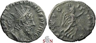 Laelianus Antoninianus - VICTORIA AVG -...