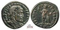 Constantinus I. the Great Follis - SOLI INVICTO COMITI - RIC 57