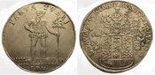 Taler 1728 Braunschweig-Wolfenbüttel Augus...
