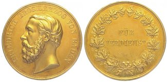 Goldene Verdienstmedaille 2. Klasse Gold 1...