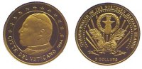 Northern Mariana Islands 5 Dollars  Gold
