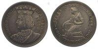1/4 Dollar 1893 Vereinigte Staaten von Amerika Gedenkmünzen. Schöne Pat... 485,00 EUR