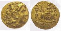 Gold  323-281  v. Chr. Thrakia Lysimachos ...