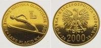 2000 Zlotych Gold 1980 Polen Volksrepublik 1952-1989. Polierte Platte  375,00 EUR  +  10,00 EUR shipping