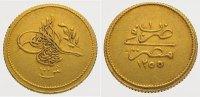 100 Piaster Gold 1255 AH Ägypten Abdul Mejid (AH 1255-1277) 1839-1861. ... 645,00 EUR  +  10,00 EUR shipping