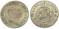 6 Kreuzer 1813 Bayern Maximilian I. Joseph 1806-1825. Vorzüglich - Stem... 95,00 EUR  +  10,00 EUR shipping