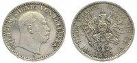 1/6 Taler 1868  A Brandenburg-Preußen Wilhelm I. 1861-1888. Vorzüglich  160,00 EUR  +  10,00 EUR shipping
