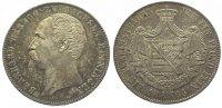 Taler 1866 Sachsen-Meiningen Bernhard Erich Freund 1803-1866. Sehr schö... 195,00 EUR  +  10,00 EUR shipping